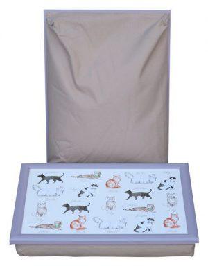 Schootkussen-Laptray-Huisdieren-Katten-vooraanzicht