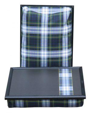 Andrew's-Living-Rooms-Laptray-Dress-Gordon-schotse-ruit-streep-vooraanzicht