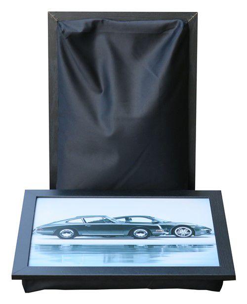 Schootkussen-laptray-Schoottafel-Porsche-voorkant