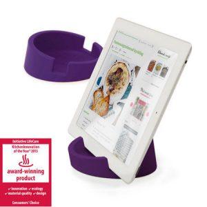 Tabletstandaard paars- Innovatieprijs