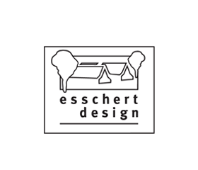 Logo Esschert Design voor in- en outdoor living