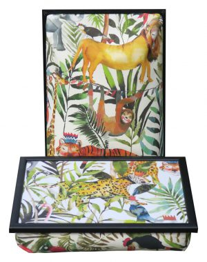 Schootdienblad-Laptray-Jungle-Luipaard